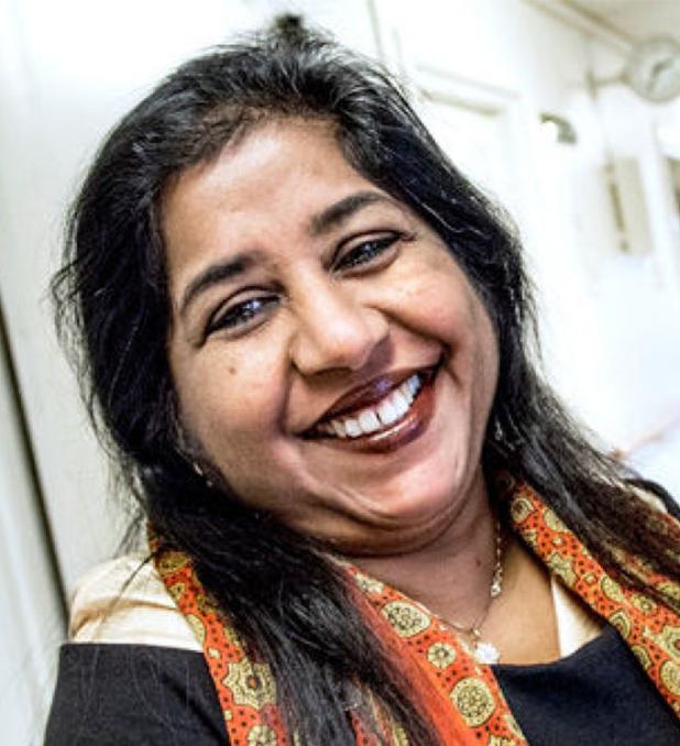 Prof. Bernadette Kumar